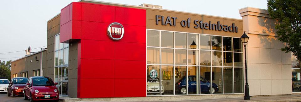 Fiat of Steinbach