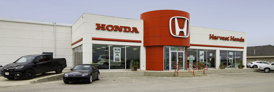 Harvest Honda