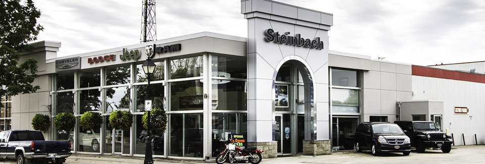 Steinbach Dodge Chrysler